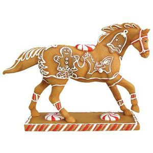 Trail of the Painted Ponies, Gingerbread