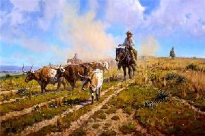 Texas Legacy by Martin Grelle
