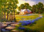 Country Memories, Original by Barbara Larimore