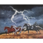 """Racing the Storm by C. J. Latta"
