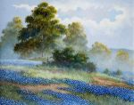 Morning Mist, Original by John French