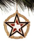 The Official State of Texas Ornament 1999