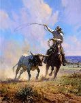 Ropin a Wild One by Martin Grelle