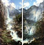 Majestic Visions I & II by Larry Dyke