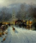 Christmas in the Village - Focus on the Family by G. Harvey
