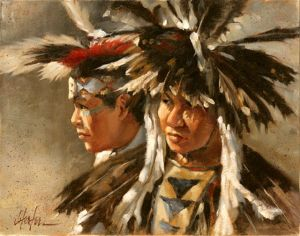 Tribal Pride by Jay Hester