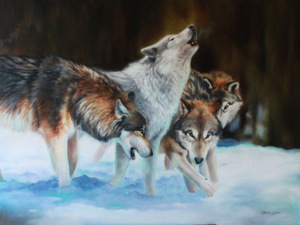"""The Gathering"" by Charice Cooper"