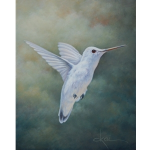 """Flicker of Pearl"" by Debbie Itschner"