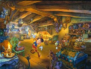 Pinocchio's Magical Adventure by Tom duBois