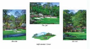 Golf's Greatest Corner by Larry Dyke